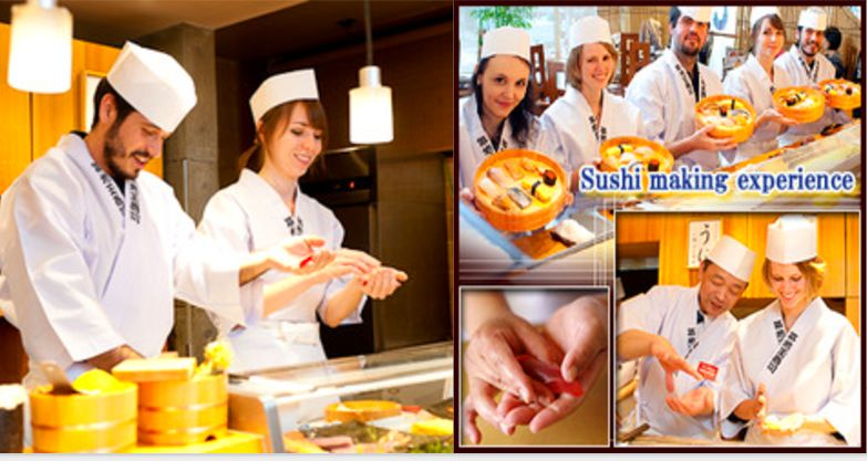 Sushi Making Experience In Tokyo Triplisher Stories Advertising allows us to keep providing you awesome it's sushi time! sushi making experience in tokyo