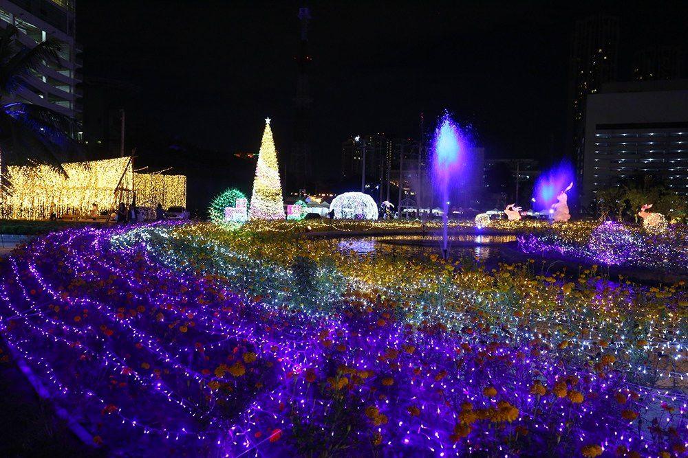 浪漫聖誕點燈在曼谷也有喔!泰國燈海節及跨年倒數活動以絢爛迎接2018!