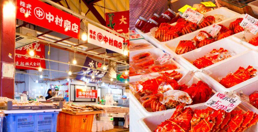 去日本怎麼能不吃海鮮?!8間你不能不去的日本魚市場