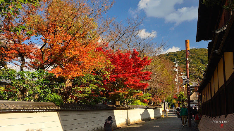 日本京都小旅行 – 京都祇園散策