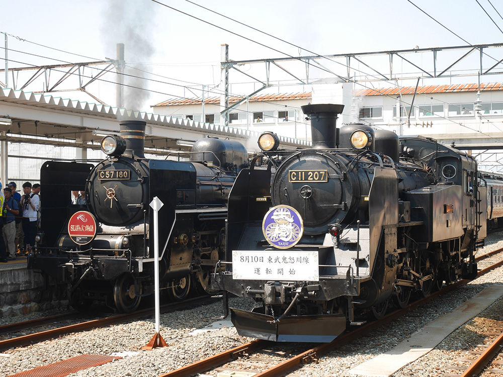 鐵道迷看過來!東武鐵道「大樹號」恢復運行囉!
