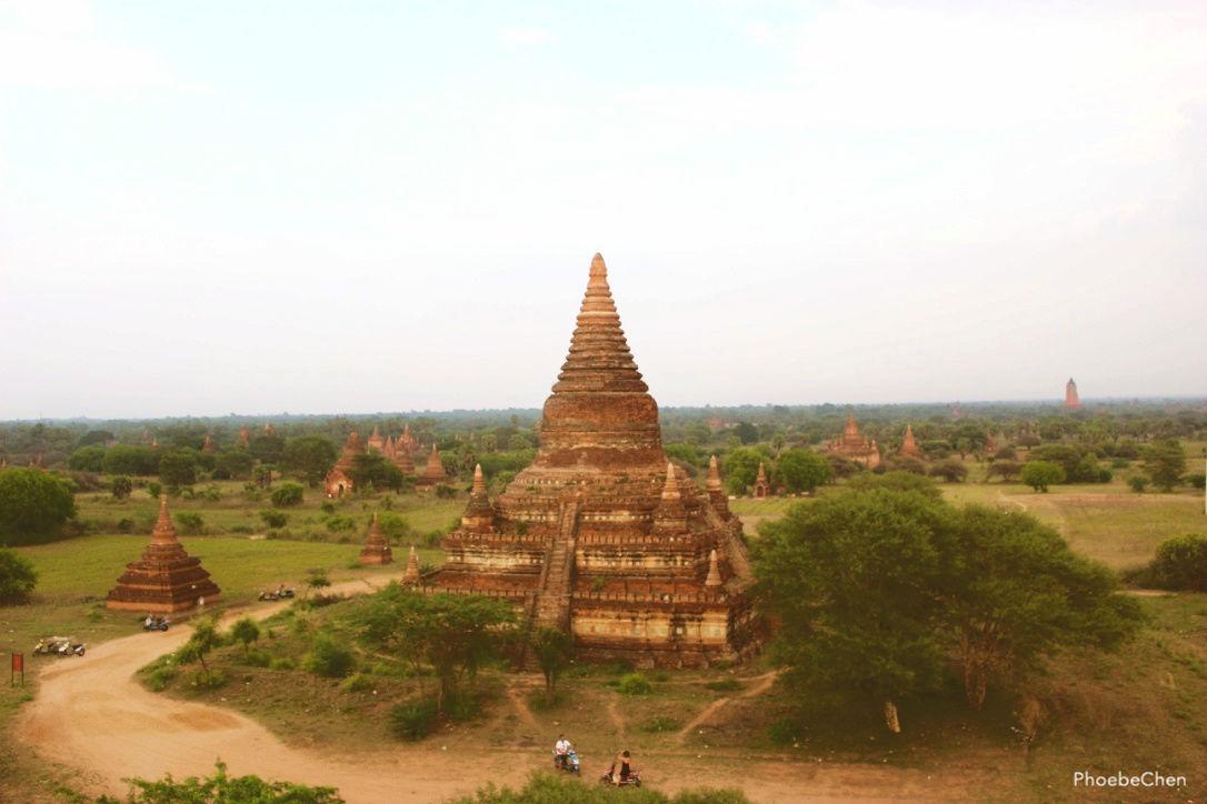 緬甸|靈性河輪之旅|