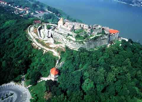 Visegrad & the Soaring Castle Ruin