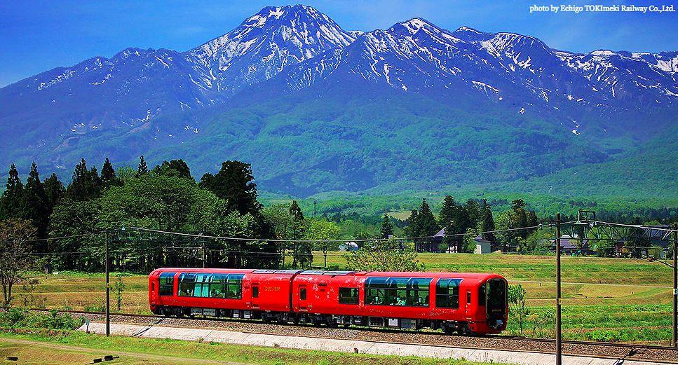 JR東日本觀光列車「雪月花」享受美景美食無極限