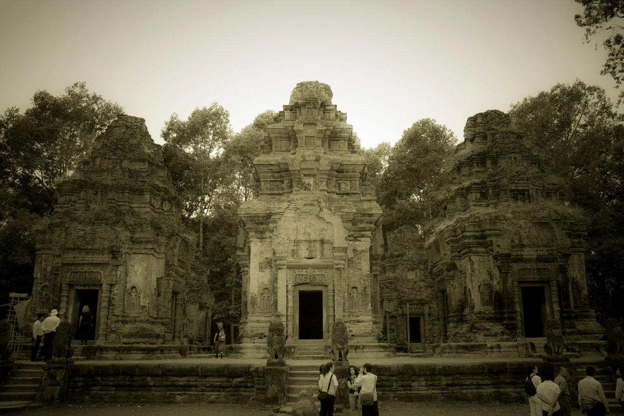 必看!柬埔寨暹粒景點特蒐!