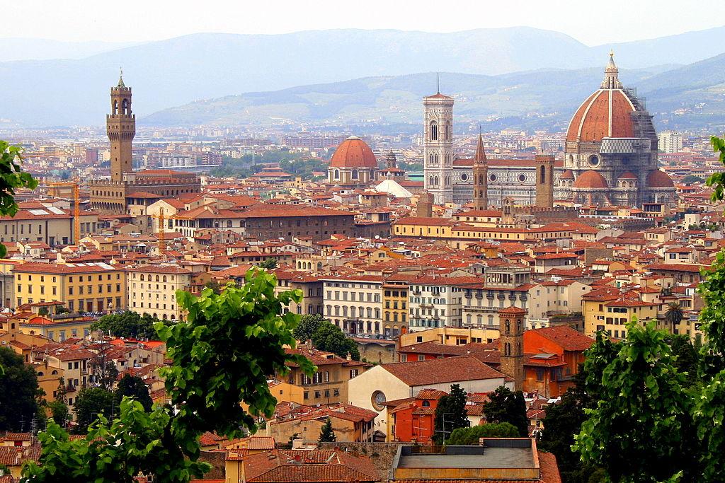 文藝復興之都自由行!義大利佛羅倫斯藝術漫遊之旅