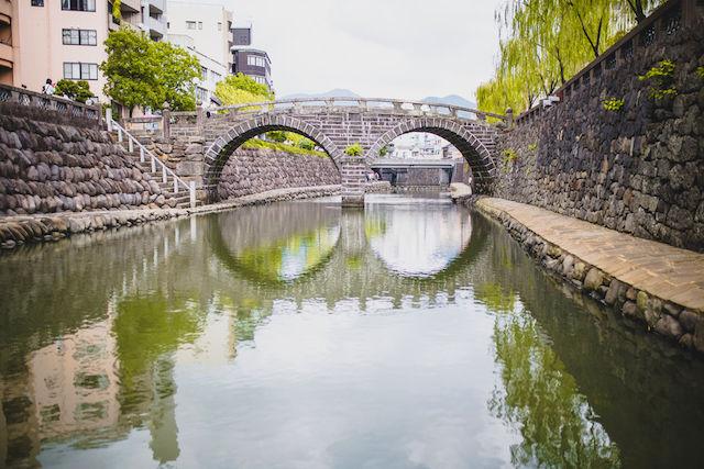 充滿懷舊風景的名橋!日本五座最美的「眼鏡橋」