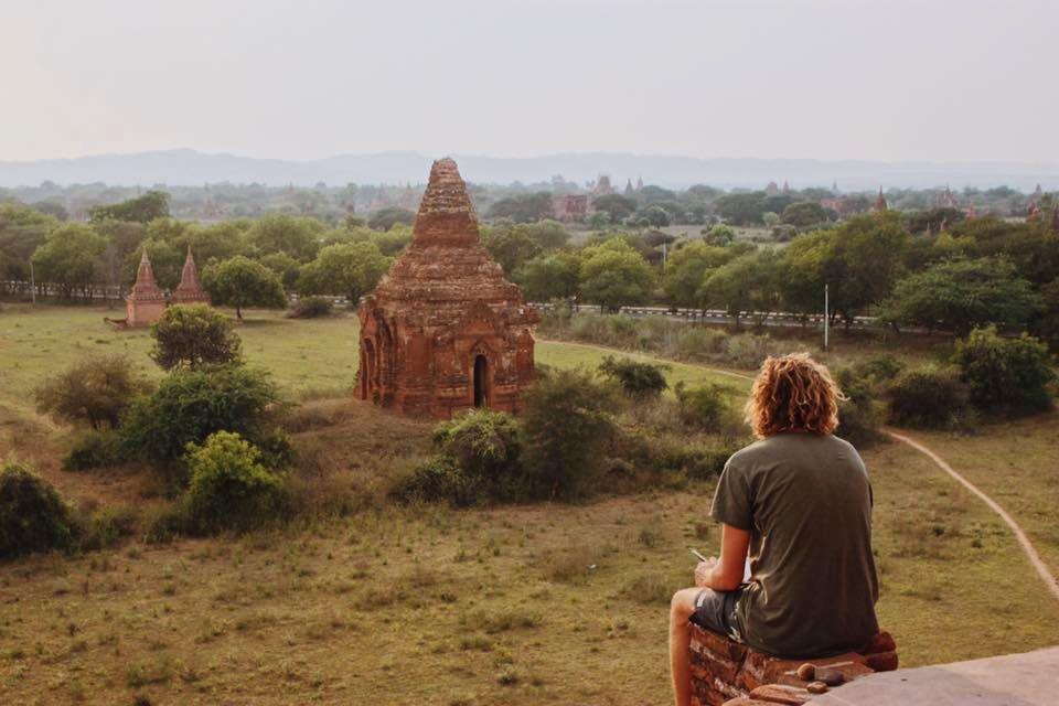 一個小女生也可以窮遊緬甸!
