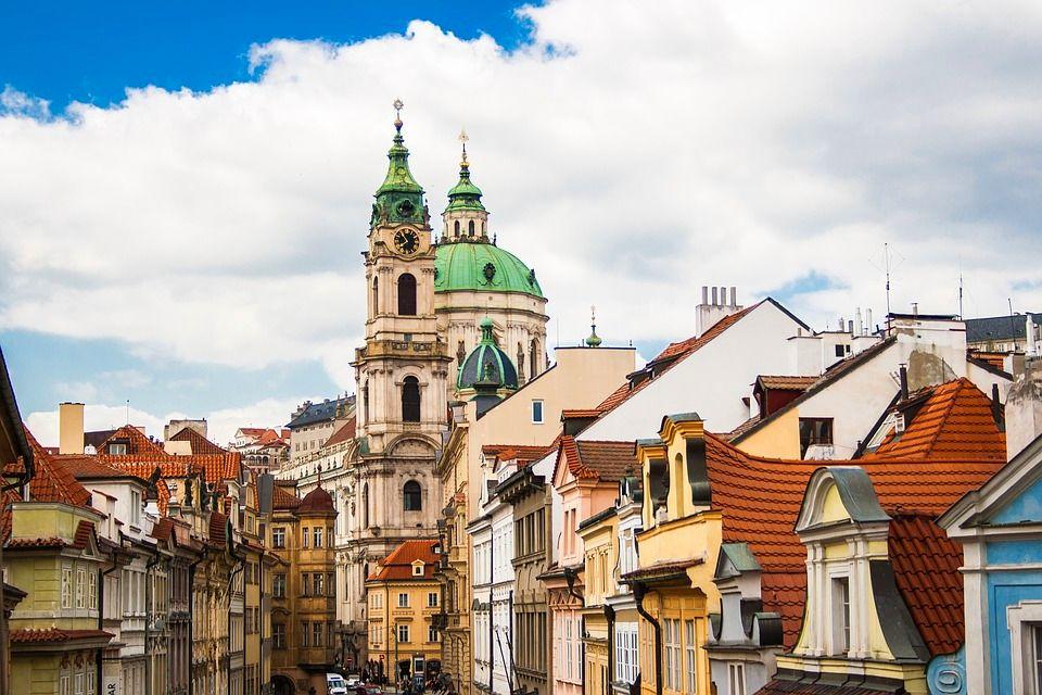跟著花漾爺爺旅遊東歐・第2站前往波西米亞之都『捷克布拉格』