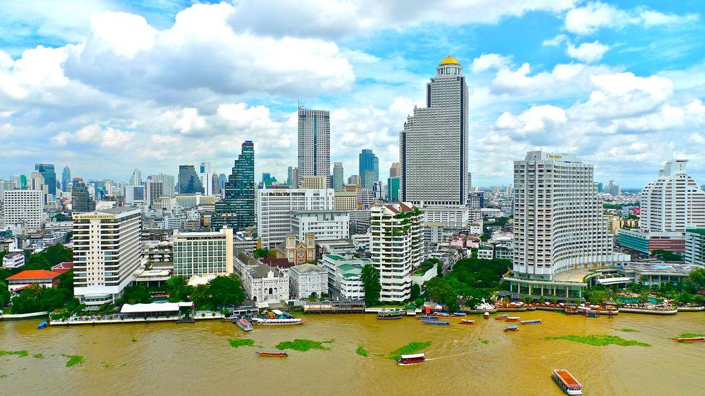【泰國怎麼玩系列一次報你知!】—曼谷篇