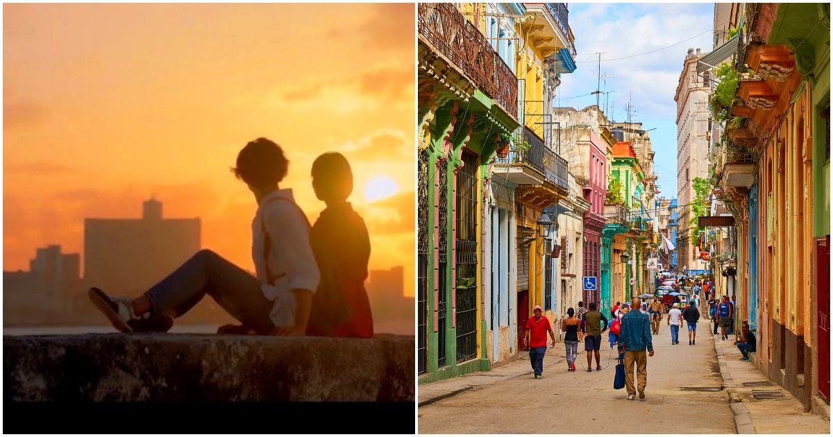 和韓劇《男朋友》朴寶劍一起當文青背包客踩點古巴哈瓦那