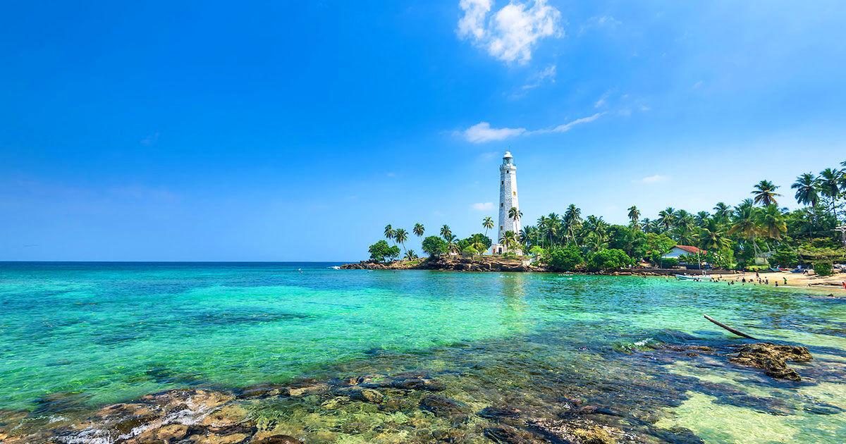 印度洋上的珍珠!斯里蘭卡必遊景點