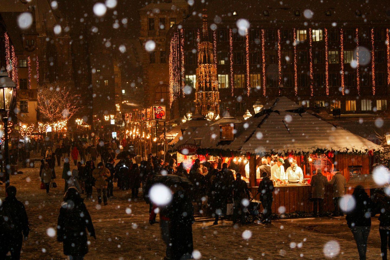 | 德國紐倫堡 |不能錯過的聖誕市集!