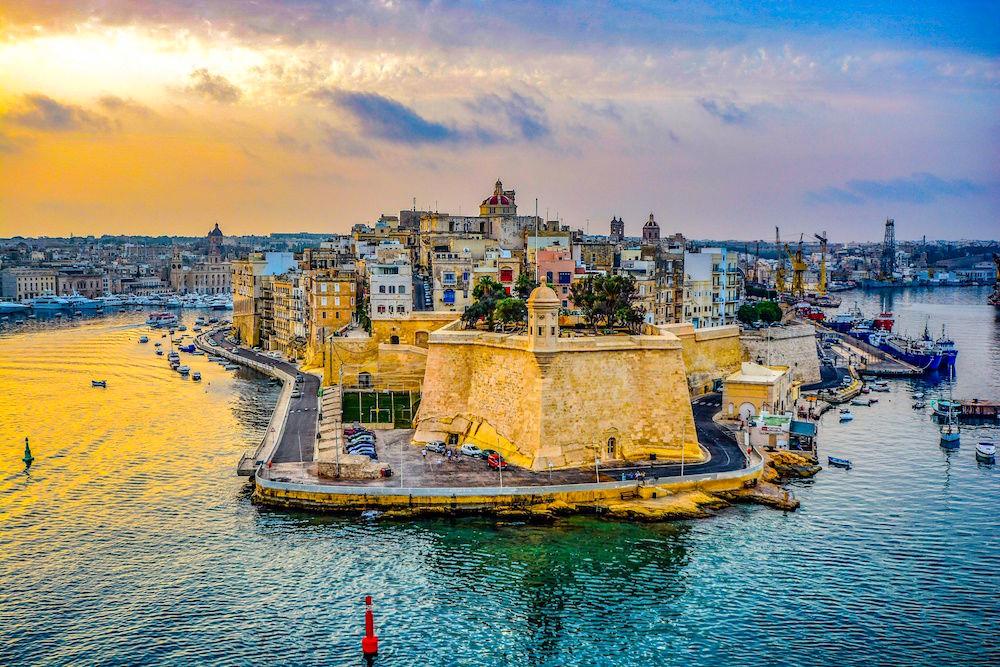 地中海旅遊亮點~海上仙境「馬爾他」~