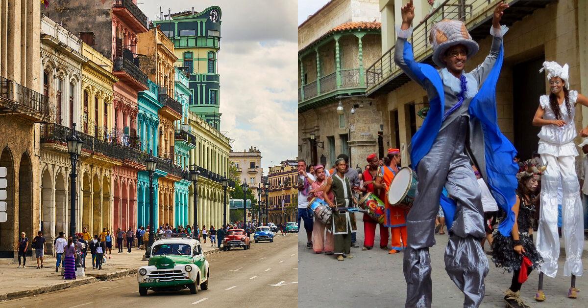 解鎖古巴 飛往充滿陽光與熱情的國度!