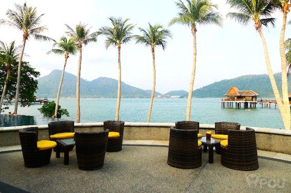 綠中海(Pangkor Laut Resort)之旅(一):無憂無慮的日子