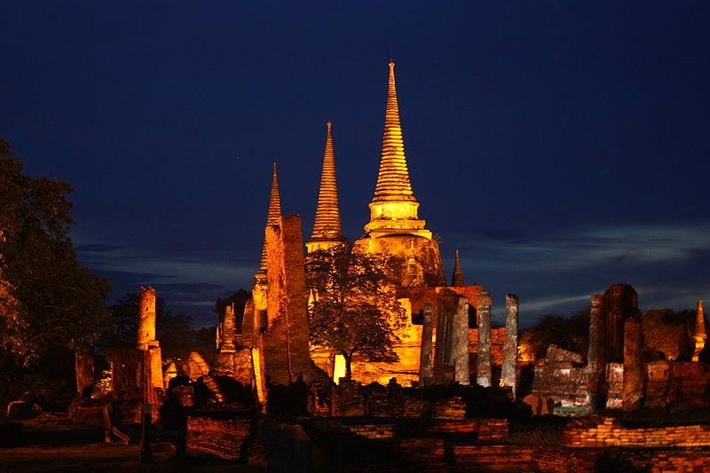 12月期間限定!泰國大城Ayutthaya 阿瑜陀耶帶你穿越古王朝