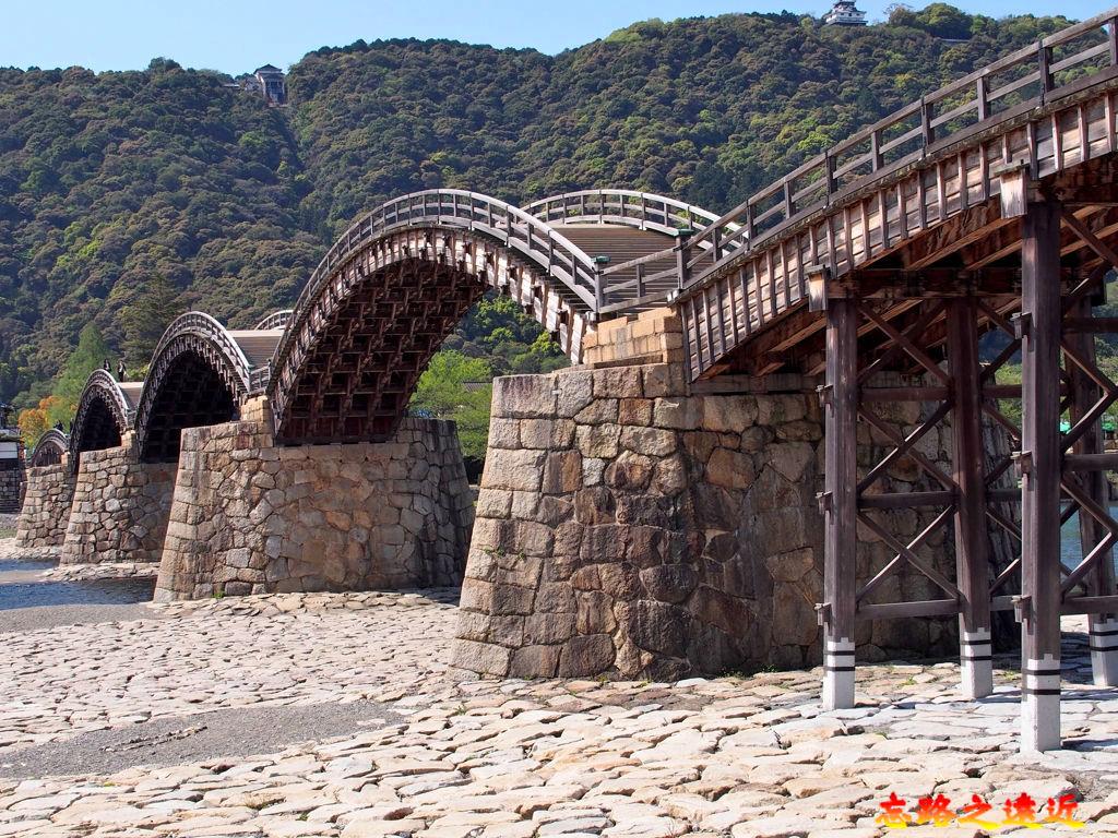 【山陽.山口】日本三大奇橋之-「錦帶橋」半日遊行程 (含交通相關資訊)