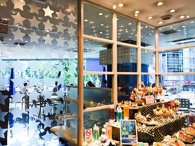 充滿昭和味道的池袋甜點店- Milky Way Cafe