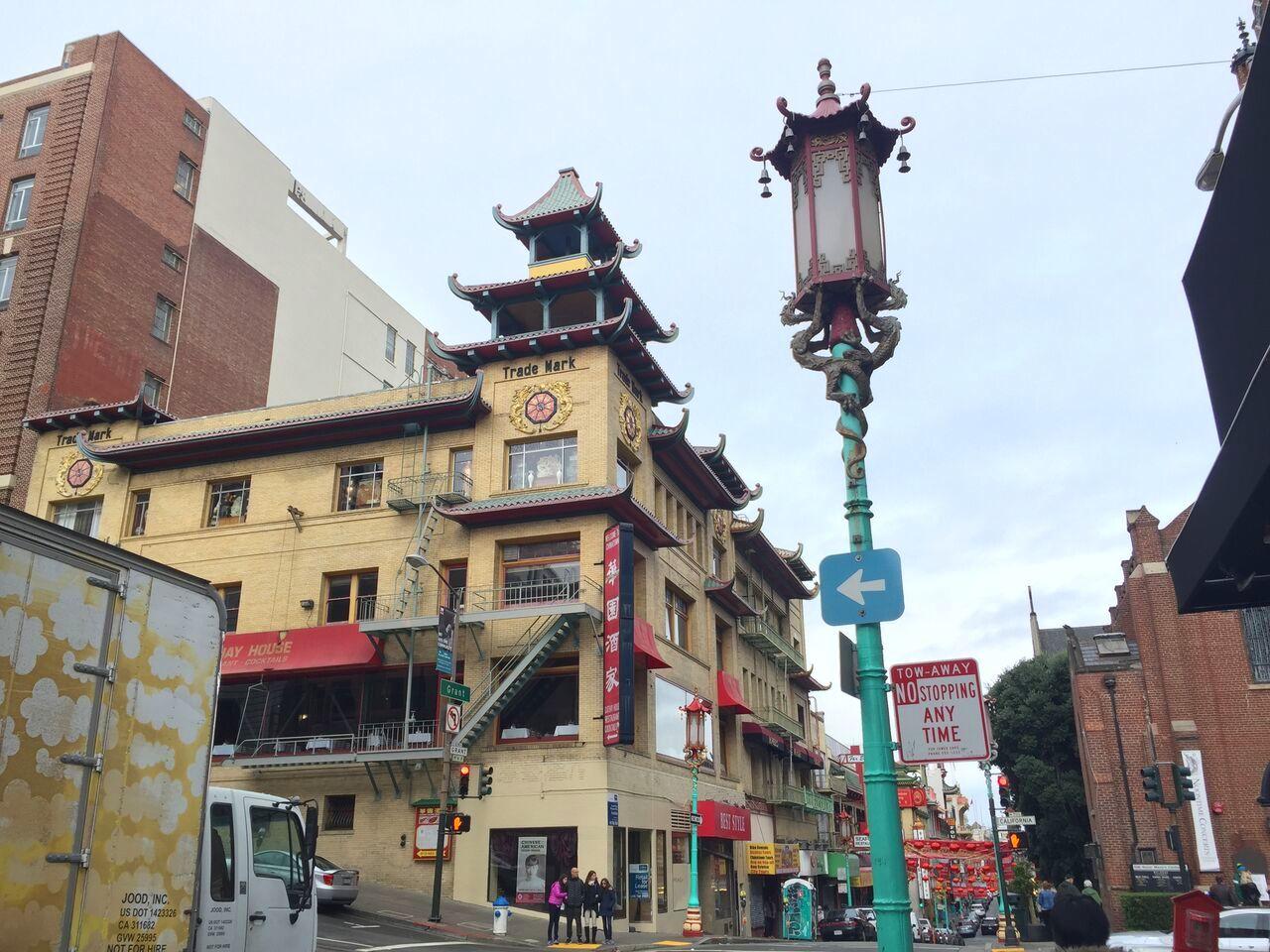 San Francisco舊金山自由行:漁人碼頭、中國城 Day 2
