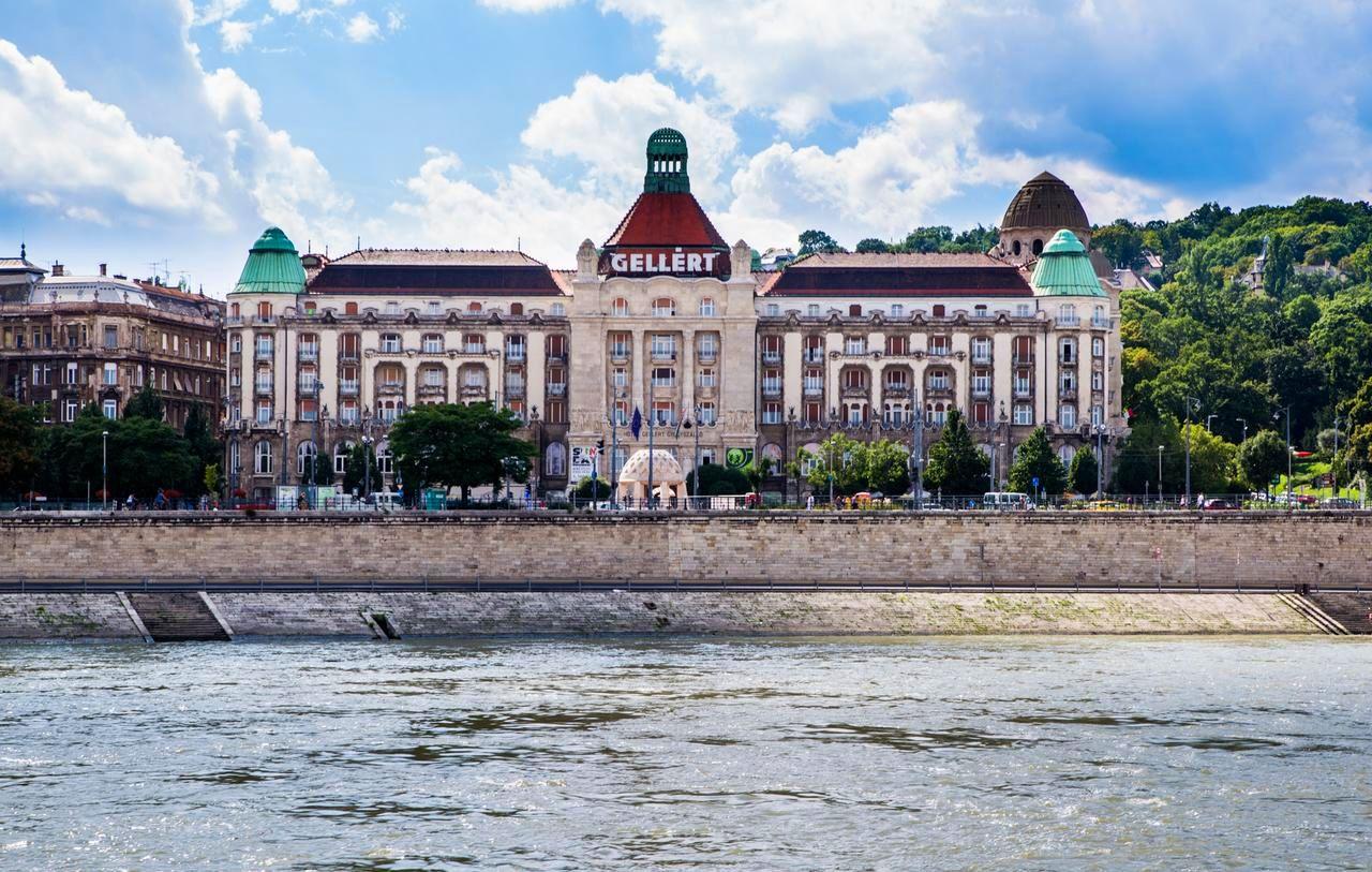 [布達佩斯+多瑙河10天]—住在「布達佩斯大飯店」