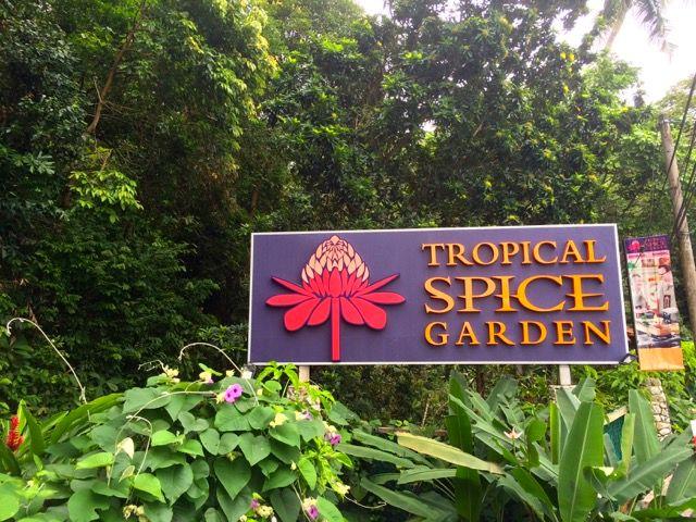 檳城Tropical Spice Garden (熱帶香料花園): 療愈森林