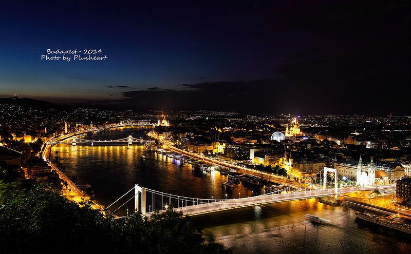 走進 MV 場景裡的旅行 – 布達佩斯