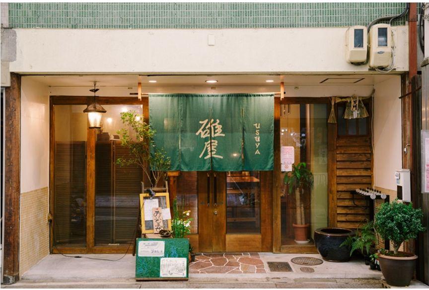 日本的夏天就是要吃鰻魚! 京都「碓屋」午間限定鰻魚套餐!