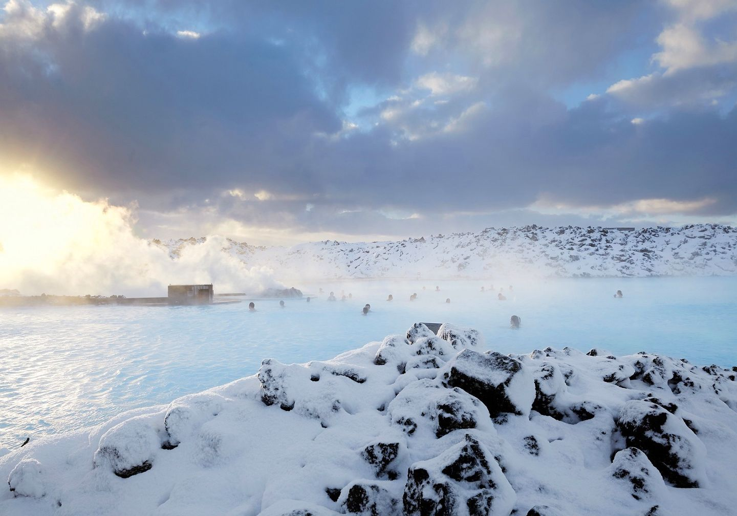 Soaking in the world's most beautiful thermal baths