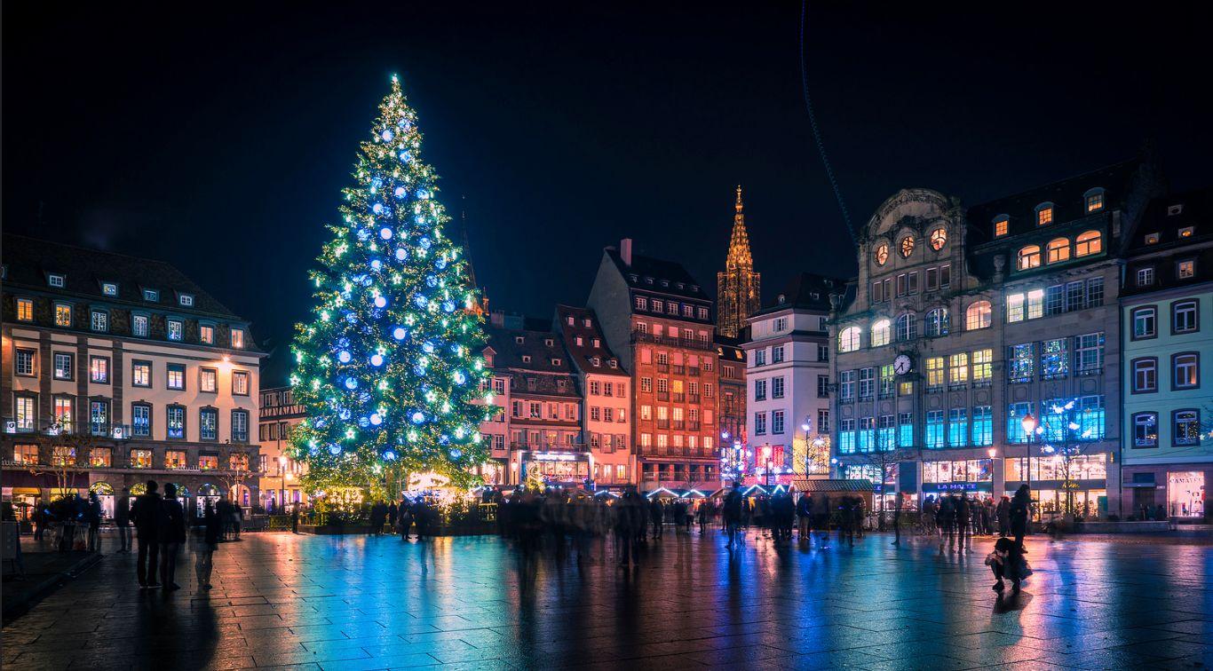 |法國史特拉斯堡|法國最古老聖誕市集