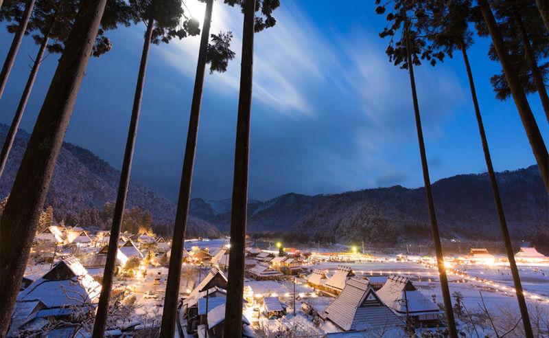 關西秘境|京都美山合掌村