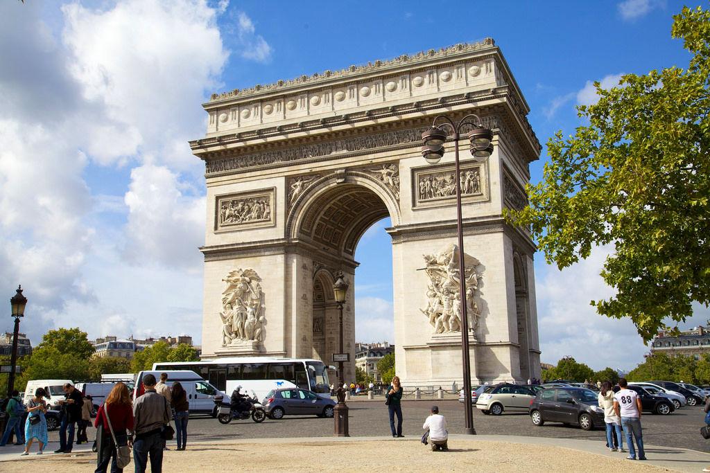 跟著電影去旅行~在巴黎街頭尋找經典電影場景!