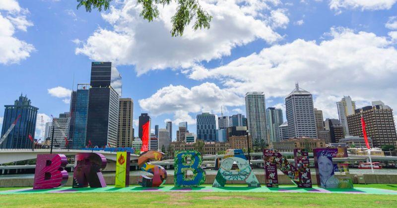 澳洲夏天之旅:漫步布里斯本