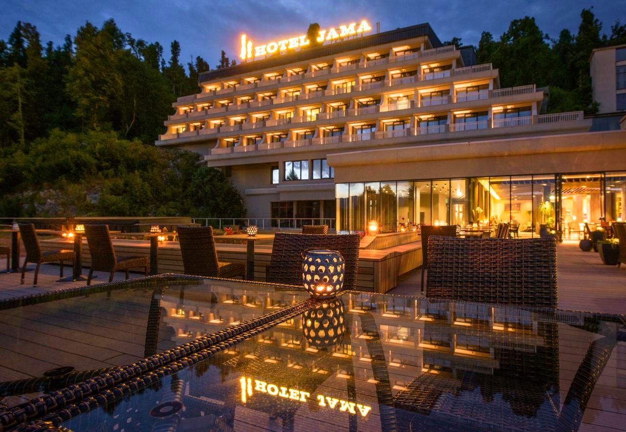 [住宿@波斯托伊那] Postojna cave park Hotel Jama