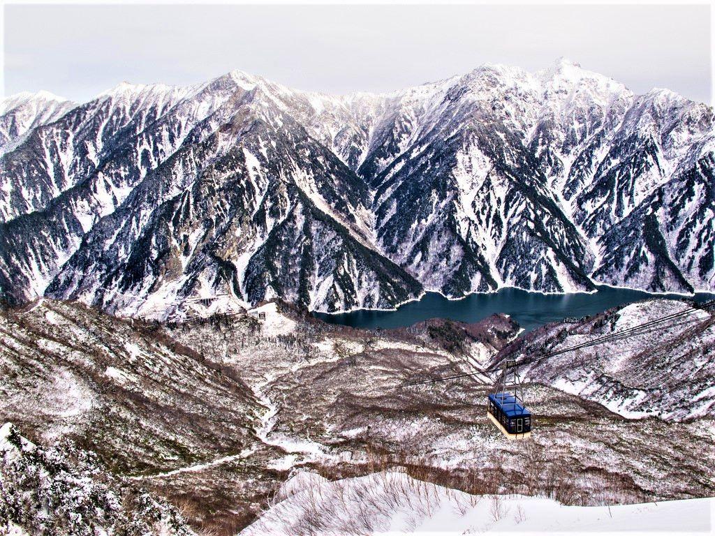 準備好了嗎?壯麗日本—2018年立山黑部阿爾卑斯路線將在4月開放!