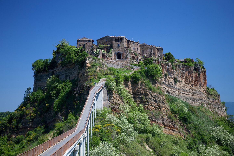義大利最美村莊!天空之城 白露里治奧
