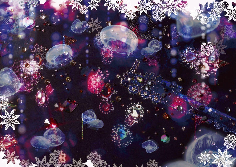 Fairy tail in Aquarium! 一起來夢幻水族館展開銀河探險之旅
