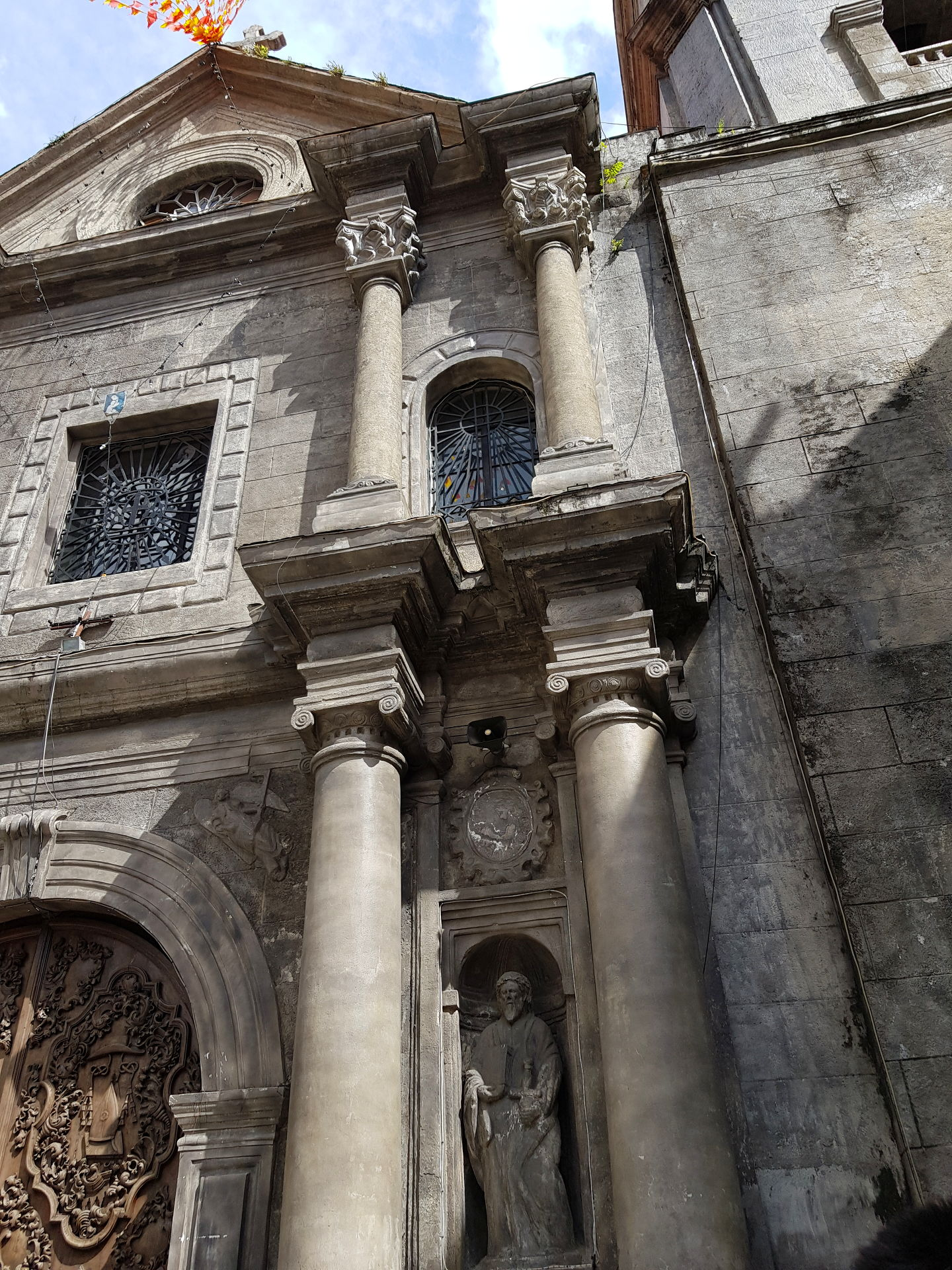 這個教堂很「哈利波特」~馬尼拉聖奧古斯丁大教堂+博物館