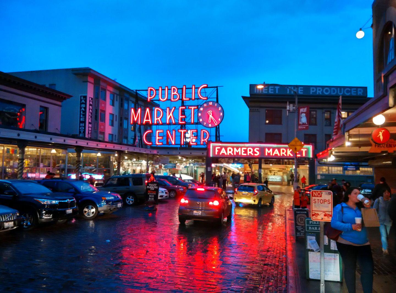 西雅圖,一個自然與都會風情完美結合的城市
