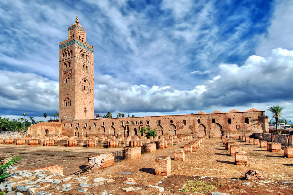 If you only have a day in Marrakech, Morocco…
